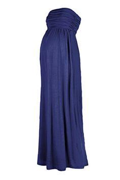 29703efe7da30 Beachcoco Women s Maternity Comfortable Maxi Tube Dress Made in USA at Amazon  Women s Clothing store