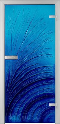 Fused Glass Doors - Cerchi 03