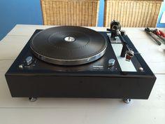 Thorens TD 145 mkii mod Audiophile, Turntable, Retro, Music Instruments, 1970s, Germany, Type, Vintage, Stuff Stuff