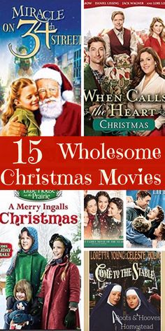 15 Family Friendly and Wholesome Christmas movies! Favorite holiday classics and some new traditions that are full of positive messages and inspirationalt. Kids Christmas Movies, Childrens Christmas, Cozy Christmas, Christmas Activities, Family Christmas, Christmas Crafts, Holiday Movies, Christmas Ideas, Christmas 2019