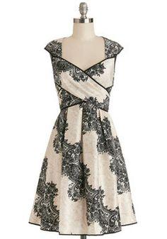 Side Bay Side Dress in Beach House, #ModCloth