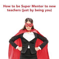 student teacher and mentor relationship outline
