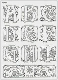 (^_^) Art Nouveau Designs by Judy Balchin - Коллекция картинок: Орнамент в стиле Модерн