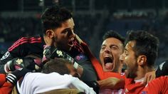 Ederson, Samaris, Jonas, Zenit-Benfica, 2015/16