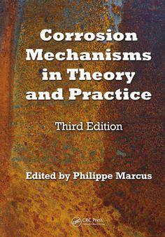 MARCUS, Marcus (Ed.). Corrosion mechanisms in theory and practice. 3 ED. Boca Raton: CRC Press, 2012. xii, 929 p. (Corrosion technology (CRC Press)). Inclui bibliografia (ao final de cada capítulo) e índice; il. tab. quad.; 26x18cm. ISBN 1420094629.  Palavras-chave: CORROSAO E ANTICORROSIVOS; CORROSAO METALICA.  CDU 620.193 / 3 ED. / 2012