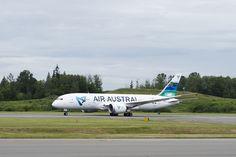 Primul Boeing 787 Dreamliner Air Austral a fost livrat