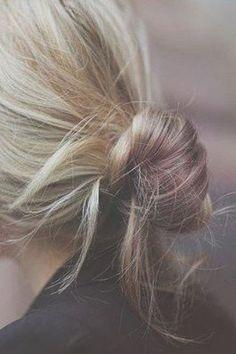 Meet the Banana Bun — It's the Parisian Hair Trend You'll Be Living in Next Season
