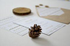 """""""Indiańskie boho""""  zaproszenia      kolekcja 2015       projekt, wykonanie zdjęcie: minwedding       zaproszenia zaproszenia ślubne wedding invitations"""