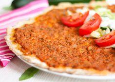 LowCarb Lahmacun (türkische Pizza) | Low Carb Köstlichkeiten