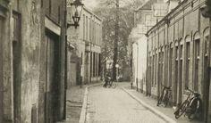 Bouwerijstraat jaartal onbekend.....einde van de straat toegang tot het Valkenberg
