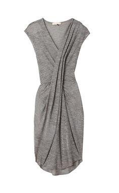 Draped Dress | Rebecca Taylor