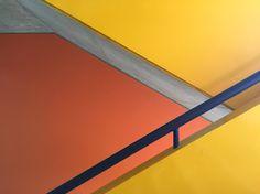 Serge Najjar Serge Najjar, Color Coordination, Colour Architecture, Building Photography, Paint Color Palettes, Minimal Photography, Color Studies, Mexican Art, Architectural Elements