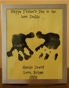 P to Daddy- father's day crafts for kids Kids Fathers Day Crafts, Happy Fathers Day, Fathers Day Gifts, Crafts For Kids, Children Crafts, Baby Crafts, Fun Crafts, Craft Activities, Preschool Crafts