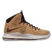 Nike LeBron X Cork   $99.99   http://www.retrowhite.com/