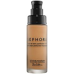 SEPHORA COLLECTION - 10 HR Wear Perfection Foundation in 31 Medium Almond (Y)  #sephora