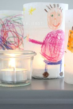 Lantern craft :: homemade lanterns :: candle craft