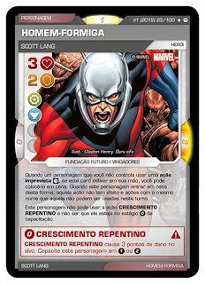 Fabian Balbinot - MagicJebb: Marvel Battle Scenes - Sim, ele já estava em cena,...