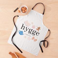 Danish Hygge, Apron Designs, Coffee Is Life, Scandinavian Design, Black Tie, Creative Design, Print Design, Essentials, Cozy