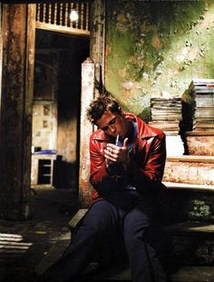 Tyler Durden:  We are all part of the same compost heap.