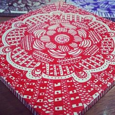 My creative tiles <3