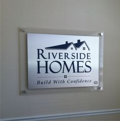 home builder signage - Google Search