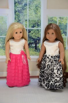 Dolls World: More dresses :)