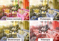 Bricoler quand on est daltonien #daltonisme #bricolage #décoration
