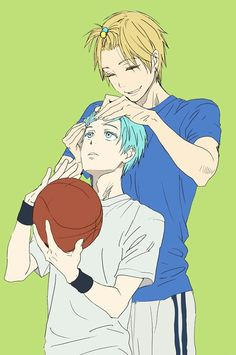 I love it ❤ KisexKuroko