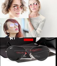 Ray-Ban Sunglasses SAVE UP TO 90% OFF And All colors and styles sunglasses