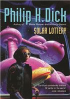 Philip K. Dick, Solar Lottery #TheGateway Science Fiction SF