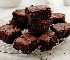 The ultimate chocolate brownie recipe from BakingMad.com is super gooey and delicious, especially when made using Billington's!