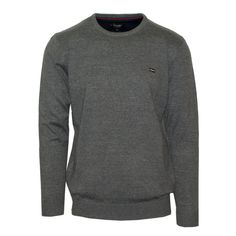 "Ανδρική Μπλούζα Πλεκτή ""Dakota"" Oxygen λαιμόκοψη Knitwear, Sweaters, Collection, Fashion, Moda, Tricot, Fashion Styles, Sweater, Knits"