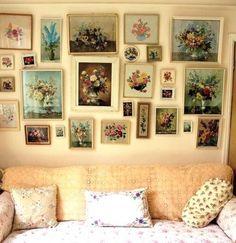 more floral still-lifes