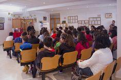 Cuentacuentos con PepePérez en Monesterio, 22 de Abril de 2015