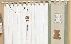 Resultado de imagem para passo a passo cortina para quarto de bebe