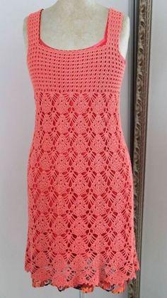 Dazzling Crochet a Bodycon Dress Top Ideas Beach Crochet, Crochet Girls, Crochet Woman, Crochet Tunic, Crochet Clothes, Knit Crochet, Crochet Pillow, Dress Patterns, Crochet Patterns