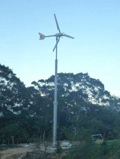 How To Build A Wind Turbine Plans Guides And Resources