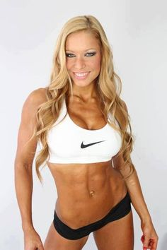 What It Really Takes To Get The Body Of A Fitness Model