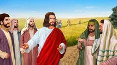 東方閃電法利赛人,耶稣