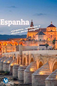 Viagens, roteiros e dicas para viajar na Espanha, um dos mais entusiasmantes…
