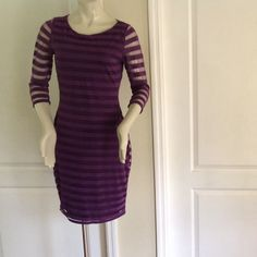 Gianni Bini Dress Hot! Sexy! Barkley dress. Zips in the back. Stretchy. Dresses