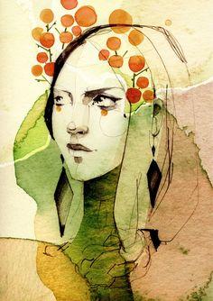 """""""Spring"""" by Ekaterina Koroleva, 2014"""
