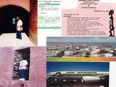 Scenes from my first trip to Africa, Feb 1996,Dakar Senegal