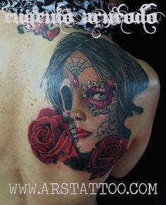 Tattoo catrina