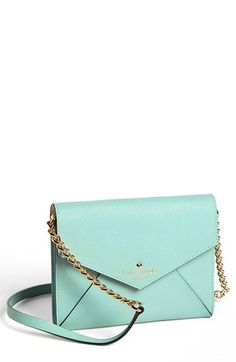 kate spade new york 'cedar street - monday' crossbody bag | Nordstrom, in Ballet Slipper (pink) or Robins Egg (blue)