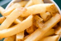 Oven-Baked Fries