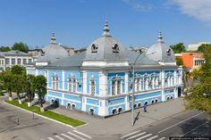 Gelio (Степанов Слава) - Архитектура Барнаула