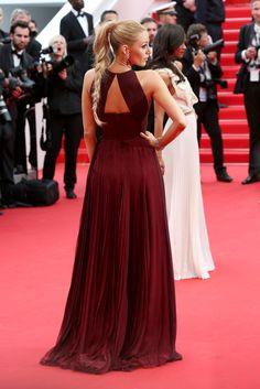 Blake Lively Photos - 'Grace of Monaco' Premieres at Cannes - Zimbio