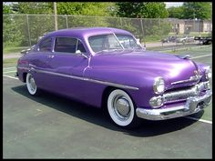 1950 Mercury Coupe  350/350 HP, Automatic