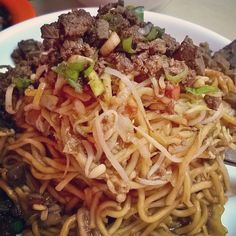 cravings and satisfactions #pancit #batilpatung